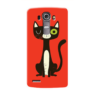 HACHI Cool Case Mobile Cover For LG G4