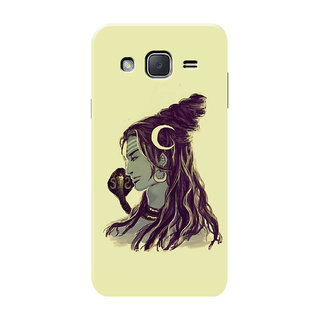 HACHI Lord Shiva Mobile Cover For Samsung Galaxy J2