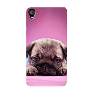HACHI Dog Lovers Mobile Cover For HTC Desire 820 :: HTC Desire 820 Plus :: HTC Desire 820s