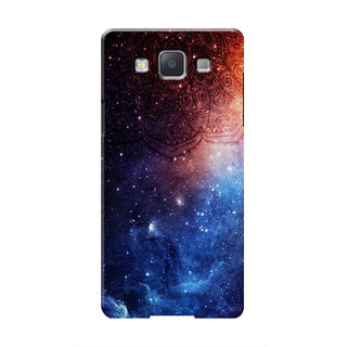 HACHI Universe Mobile Cover For Samsung Galaxy A7