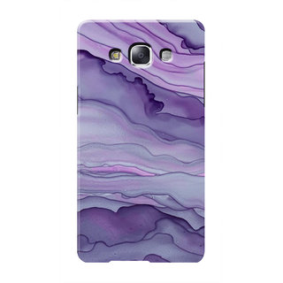 HACHI Beautiful Pattern Mobile Cover For Samsung Galaxy E7