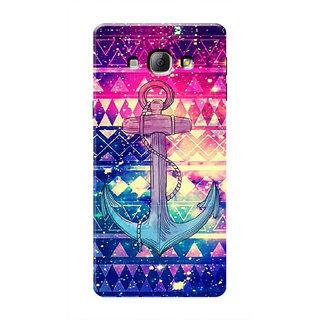 HACHI Anchor Mobile Cover For Samsung Galaxy A8