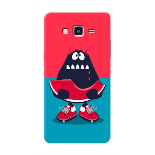 HACHI Cartoon Mobile Cover For Samsung Galaxy Grand Prime