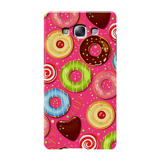 HACHI Doughnut Mobile Cover For Samsung Galaxy E7
