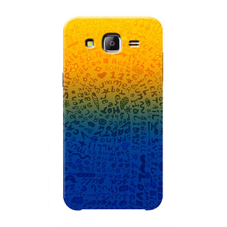 HACHI Cool Mobile Cover For Samsung Galaxy J7