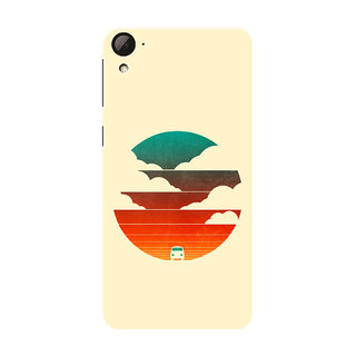 HACHI Beautiful Creation Mobile Cover For HTC Desire 826