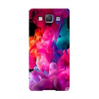 HACHI Cool Case Mobile Cover For Samsung Galaxy A5