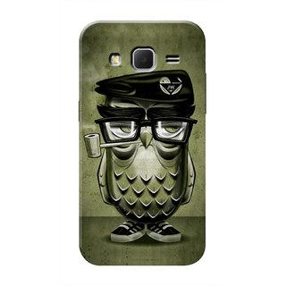 HACHI Cool Case Mobile Cover For Samsung Galaxy Core Prime