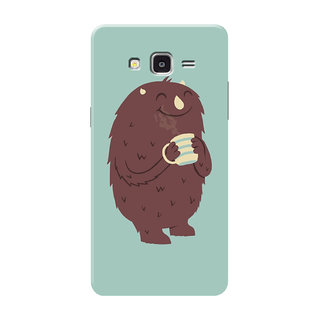 HACHI Cool Case Mobile Cover For Samsung Galaxy Grand Prime