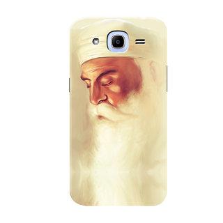 HACHI Guru Nanak Dev Ji Mobile Cover For Samsung Galaxy J2 Pro (2016)