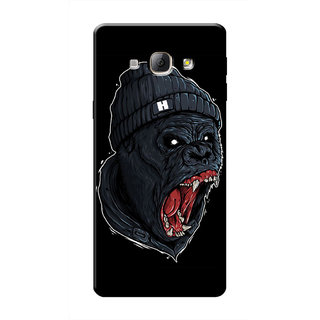 HACHI Cool Case Mobile Cover For Samsung Galaxy A8