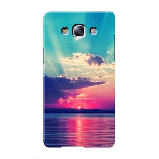 HACHI Cool Case Mobile Cover For Samsung Galaxy E7