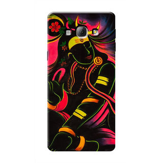 HACHI Lord Shiva Mobile Cover For Samsung Galaxy A8