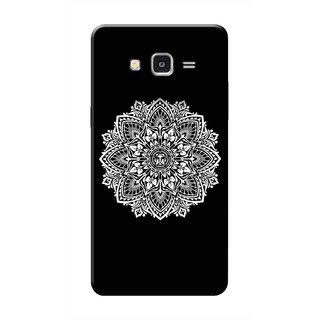 HACHI Cool Case Mobile Cover For Samsung Galaxy Grand Prime