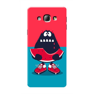HACHI Cartoon Mobile Cover For Samsung Galaxy A8