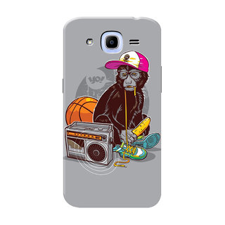 HACHI Cool Case Mobile Cover For Samsung Galaxy J2 Pro (2016)