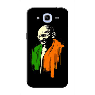 HACHI Indian Flag Mobile Cover For Samsung Galaxy J2 (2016)