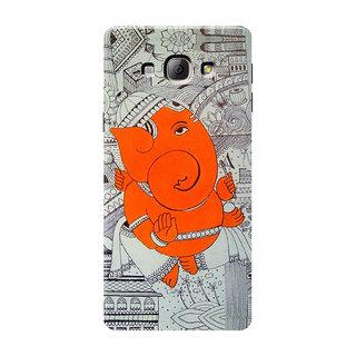 HACHI Ganpati Ji Mobile Cover For Samsung Galaxy A8