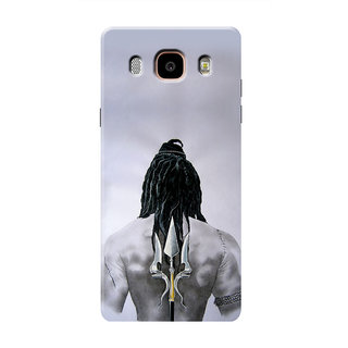 HACHI Lord Shiva Mobile Cover For Samsung Galaxy ON8