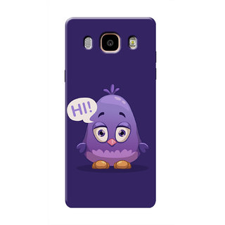 HACHI Hi All Mobile Cover For Samsung Galaxy ON8