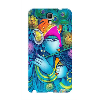 Buy HACHI Radha Krishna Ji Mobile Cover For Samsung Galaxy Note 3 Neo Online - Get 81% Off