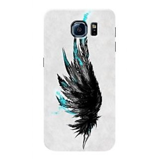HACHI Cool Case Mobile Cover For Samsung Galaxy S6 Edge Plus