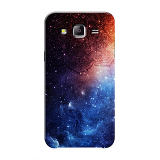 HACHI Universe Mobile Cover For Samsung Galaxy J7