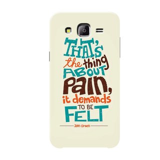HACHI Cool Case Mobile Cover For Samsung Galaxy J7