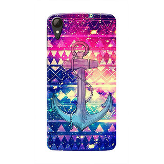 HACHI Anchor Mobile Cover For HTC Desire 828