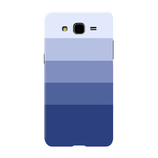 HACHI Calm Pattern Mobile Cover For Samsung Galaxy On7 Pro