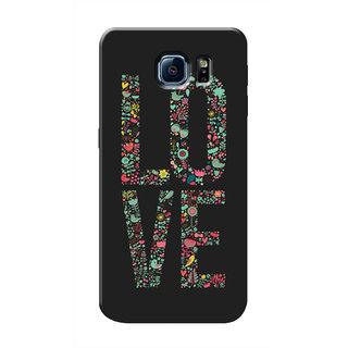 HACHI Love Mobile Cover For Samsung Galaxy S6 Edge Plus