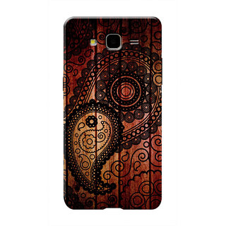 HACHI Artistic Design Mobile Cover For Samsung Galaxy On7 Pro