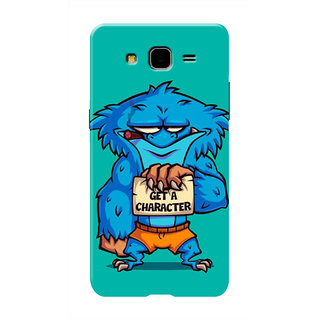 HACHI Cool Case Mobile Cover For Samsung Galaxy On7 Pro
