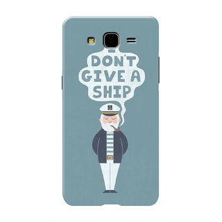 HACHI Cool Case Mobile Cover For Samsung Galaxy On7