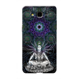 HACHI Lord Shiva Mobile Cover For Samsung Galaxy On5