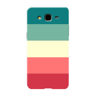 HACHI Cool Case Mobile Cover For Samsung Galaxy On5 Pro
