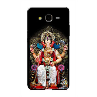 HACHI Lord Ganesha Mobile Cover For Samsung Galaxy On5