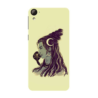 HACHI Lord Shiva Mobile Cover For HTC Desire 826