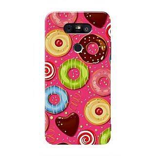 HACHI Doughnut Mobile Cover For LG G5
