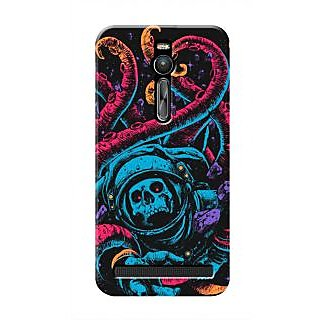 HACHI Cool Case Mobile Cover For Asus Zenfone 2 ZE551ML