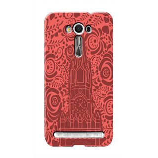 HACHI Good Time Mobile Cover For Asus Zenfone 2 Laser ZE550KL