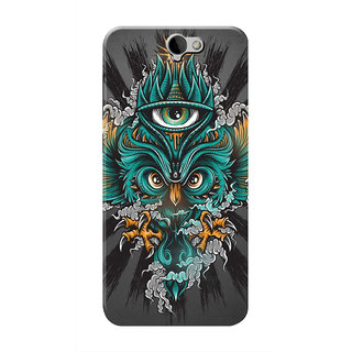 HACHI Cool Case Mobile Cover For HTC One A9