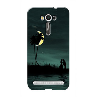 HACHI Cool Case Mobile Cover For Asus Zenfone 2 Laser ZE550KL