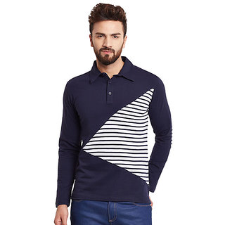 Hypernation Mix And Match Men's Polo Neck T-shirt