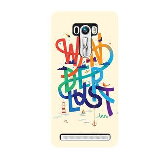 HACHI Wanderlust Mobile Cover For Asus Zenfone Selfie ZD551KL