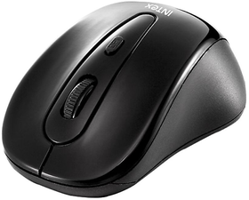 Intex Style Wireless Optical Mouse-Black