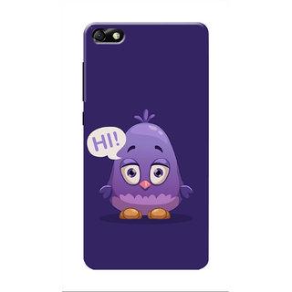 HACHI Hi All Mobile Cover For Huawei Honor 4X :: Huawei Glory Play 4X
