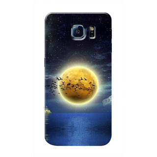 HACHI Beautiful Nature Mobile Cover For Samsung Galaxy S6 Edge Plus