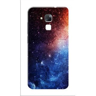 HACHI Universe Mobile Cover For Huawei Honor 5c :: Huawei Honor 7 Lite :: Huawei GT3