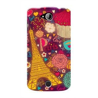 HACHI Love Paris Mobile Cover For Acer Liquid Z530